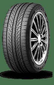 Tire for campervans