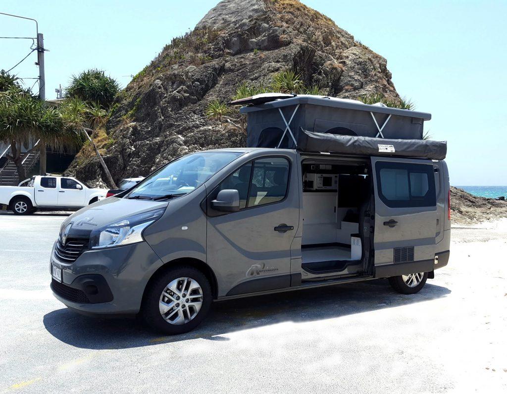 Renault motorhome