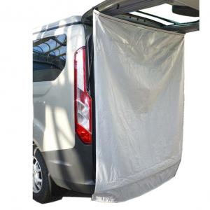 Easy rear tent for campervan
